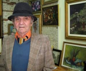 Cel mai vârstnic infractor! Cum a încercat un bătrân de 89 de ani să pună mâna pe zeci de tablouri ale Muzeului Naţional de Artă
