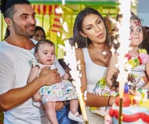 VIDEO / Pepe va avea un băieţel! Marele anunţ făcut chiar în ziua botezului Rosei Alexandra
