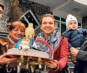 Simona Halep va primi un cadou fabulos! Valorează cât două apartamente în București!