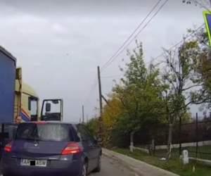 """VIDEO / Urmărire ca în filme, după ce au atacat un şofer în trafic! Asta păţeşti când eşti """"mafiot""""!"""