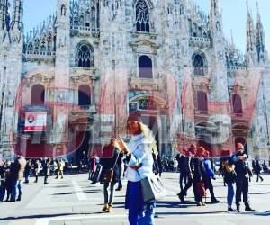Maria Simion a plecat la Milano să se distreze, dar a pățit-o! Grav! O să râzi cu lacrimi de ce i s-a întâmplat