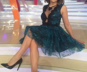 VIDEO / Mirela Boureanu Vaida a dezvăluit când intră în concediu maternal