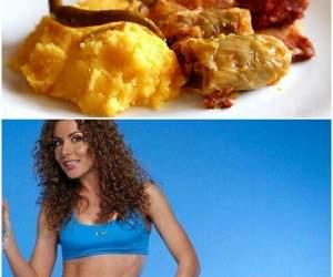 Dieta care omoară toate kilogramele pe care le-au adăugat sărmăluţele de Paşte! Carmen Brumă şi-a vândut secretul