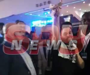 Imagini EXCLUSIVE de la petrecerea de la care Florin Salam recuperează cei 100.000 de dolari pe care i-au confiscat americanii / Video