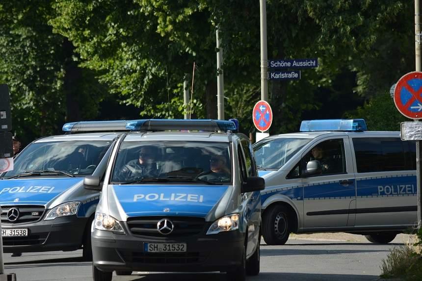 Accident rutier în Germania! Mai multe românce au fost rănite grav după ce autobuzul în care se aflau s-a răsturnat