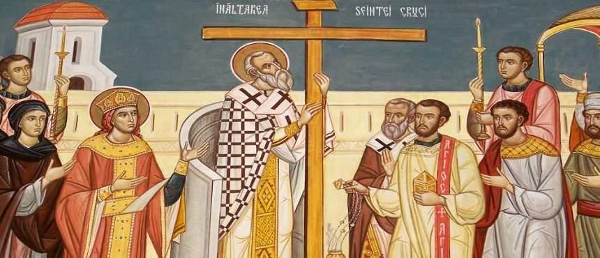 Tradiții și obiceiuri de Înălțarea Sfintei Cruci. Trebuie să le respecți cu sfințenie astăzi