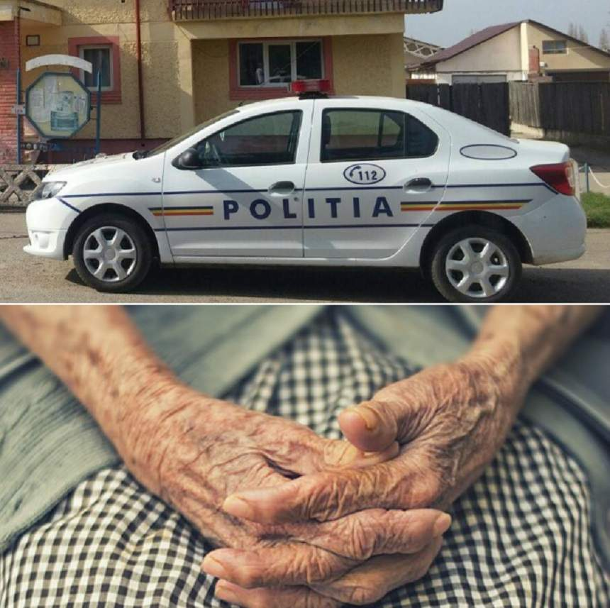 Bătrână în vârstă de 92 de ani, violată de un tânăr de 21! Femeia a mers singură pentru a depune plângere