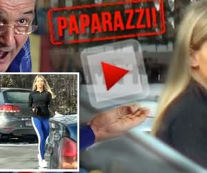 """PAPARAZZI / VIDEO / Cum arată nemachiată fiica mijlocie a lui Gigi Becali! """"Fata lu' tata"""" i-a dat gata pe trecători"""