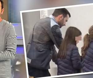 VIDEO PAPARAZI / Mihai Morar e cel mai tare tătic! Surpriza de proporţii pe care vedeta le-a făcut-o gemenelor sale