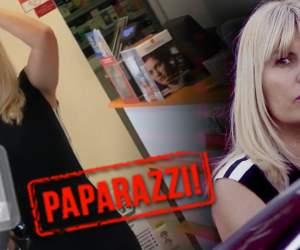 Probleme pentru Elena Udrea, la scurt timp de la revenirea în ţară. Fosta blondă de la Cotroceni a dat fuga la farmacie. VIDEO PAPARAZZI