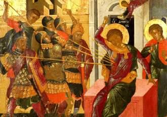 Rugăciunea pentru Sfântul Dumitru! Creştinii o spun pentru a fi feriţi de boli, de foc şi de cutremure