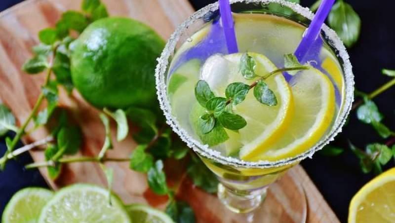 limonada cu lamaie pentru slabit)