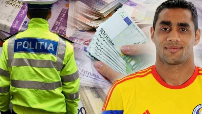 EXCLUSIV / Bănel Nicoliță, scandal pe 80.000 de euro cu un ofițer de poliție / Cum a ajuns fotbalistul să se împrumute la funcționarul cu leafă de 3.000 de lei!