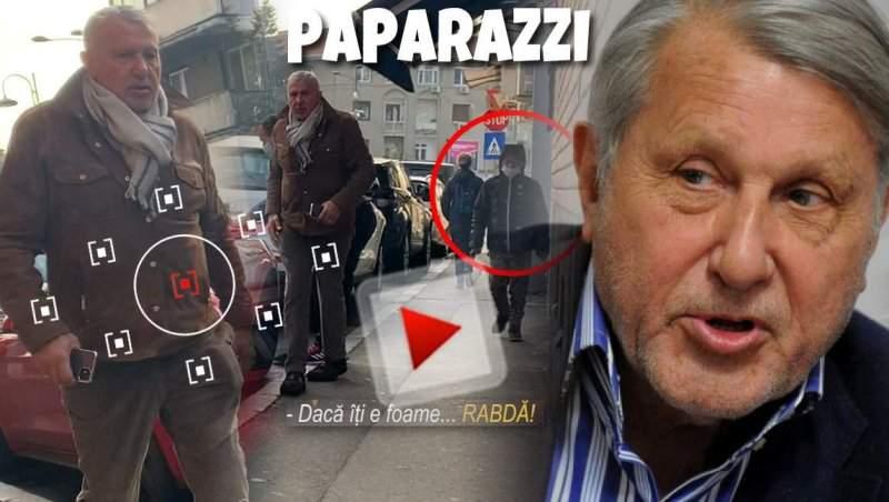 Ilie Năstase a uitat de cei săraci! Fostul tenismen a devenit agresiv cu un om al străzii, după ce i-a cerut bani! Gestul șocant al afaceristului / PAPARAZZI
