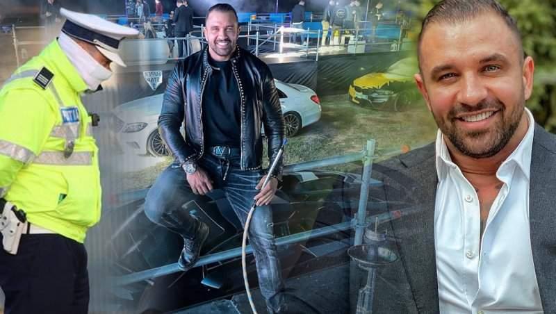 Alex Bodi, scandal total cu poliția / O judecătoare a renunțat deja la dosar