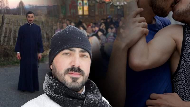 Preotul care făcea sex cu bărbați la Patriarhie, declarat pozitiv / Enoriașii, în stare de șoc!