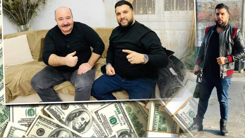 Afacere fabuloasă pentru Tzancă Uraganu / A preluat o parte din averea lui Nuțu Cămătaru
