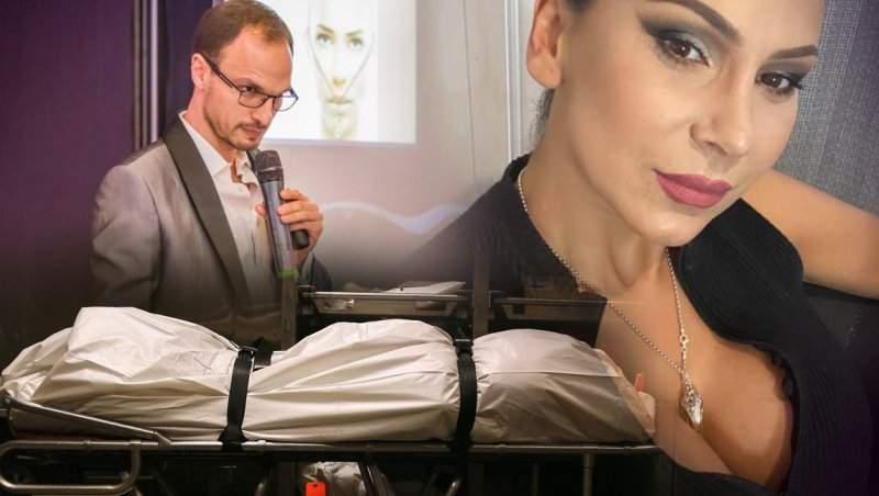 Văduvul pacientei care a fost ucisă de un medic celebru, acuzat de fapte grave / Document exclusiv