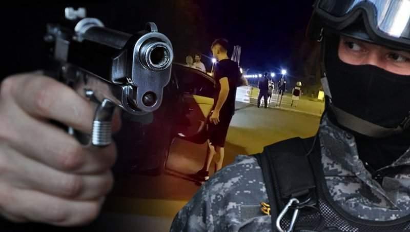 """""""Bombardierii"""" care au făcut show cu pistolul, printre copii, capturați de poliție / Ce au declarat în fața anchetatorilor! / Document exclusiv"""