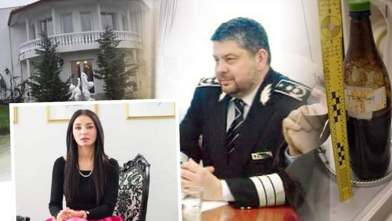 Pe cine târăște în scandalul drogurilor fostul șef al serviciului secret al Ministerului de Interne! / Partenera de afaceri, acuzată oficial