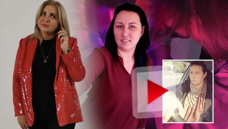 "VIDEO / ""Lesbiana lui Carmen Şerban"" a comis-o din nou / Imagini incredibile"