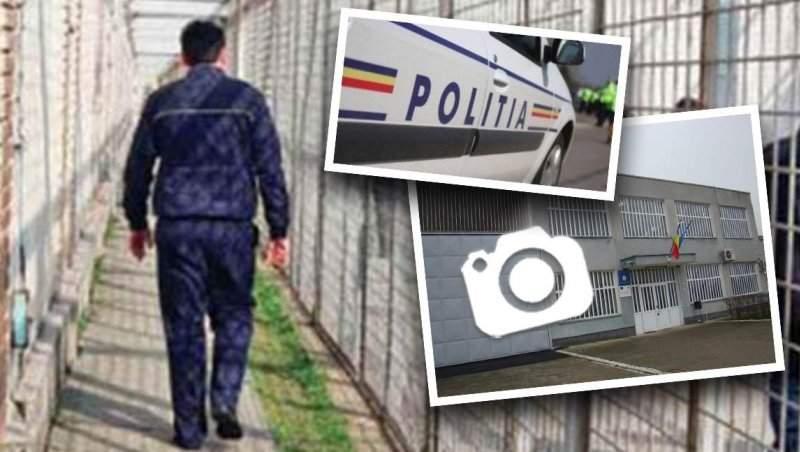 Gardieni snopiți în bătaie de șeful lor, în fața deținuților / Poliția a declanșat o anchetă în regim de urgență