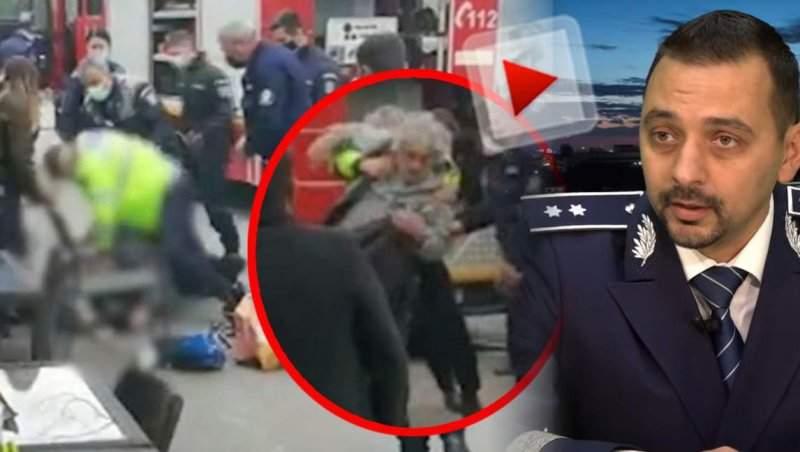 """""""Polițistul de la Pitești a respectat ceea ce l-am învățat să facă!"""" / Reacție incredibilă a unui șef din Poliția Română, în cazul pensionarului omorât de agenții din Argeș"""