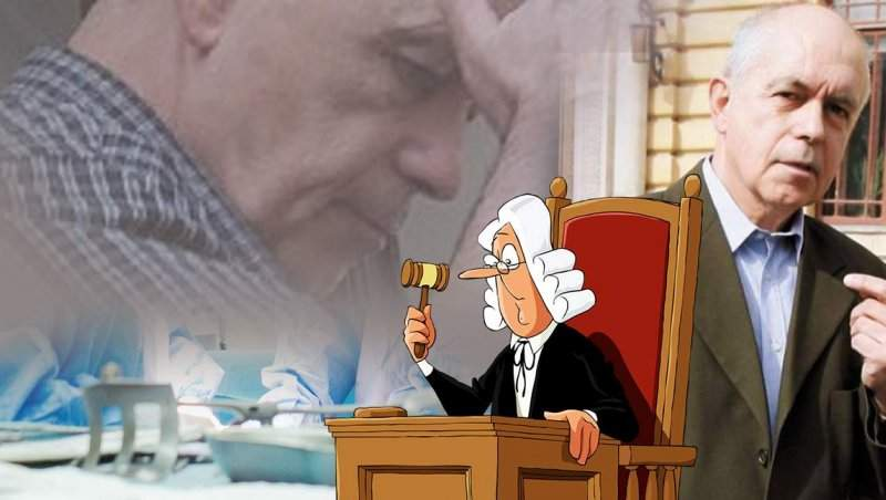 Medicul care a tăiat penisul unui pacient are din nou probleme cu legea / Ciomu, chemat în fața judecătorilor
