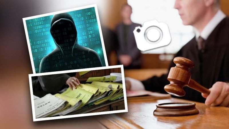 Virusul care face ravagii la Ministerul Justiției / Documentele judecătoriilor, atacate de hackeri