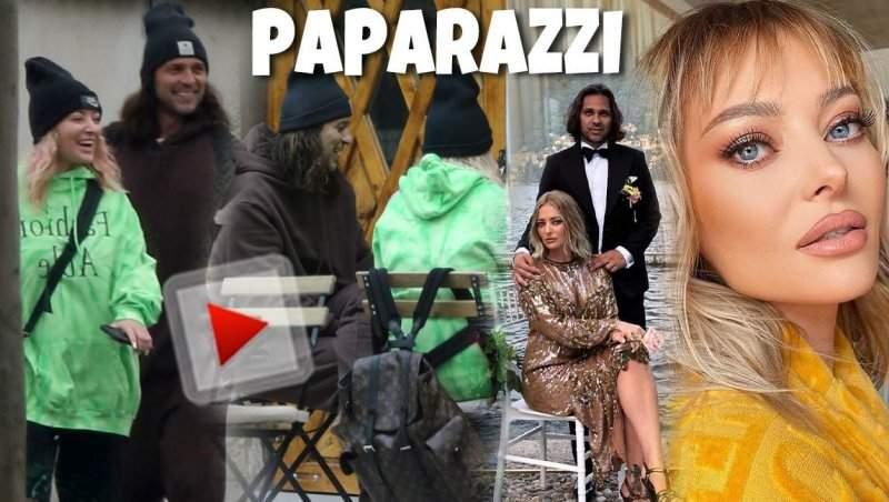 Ce fac Delia și Răzvan Munteanu în timpul liber. Jurata de la X Factor și soțul său au înlocuit vacanțeleîn destinații exotice cuhrănitul porumbeilor / PAPARAZZI