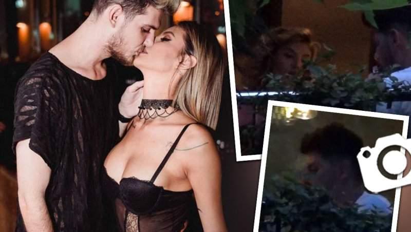 Dragostea plutește în aer! Ramona Olaru și Cuza sărbătoresc primul an de relație! Artistul își răsfață iubita la un restaurant select din Capitală! / PAPARAZZI
