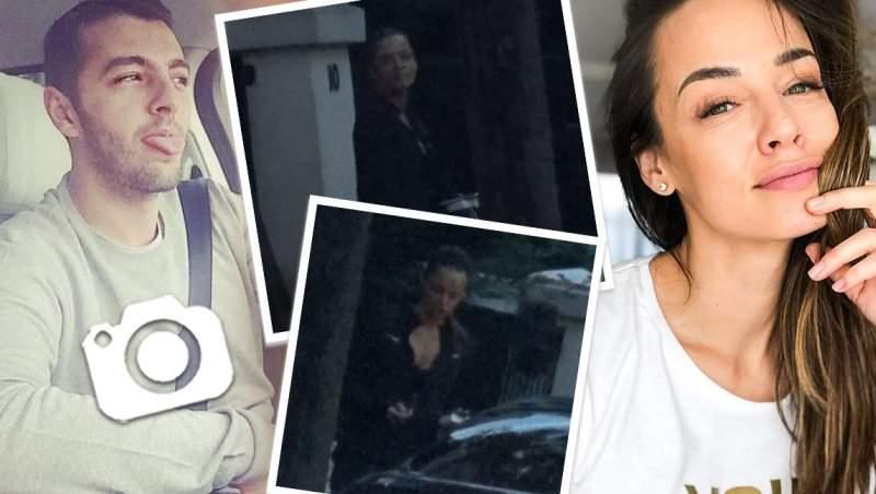 SUPEREXCLUSIVITATE! Imagini bombă cu Andreea Raicu, ieșind din casa lui Matei Stratan! Cum au surprins-o paparazzii pe vedetă alături de fostul iubit al Mădălinei Ghenea / VIDEO