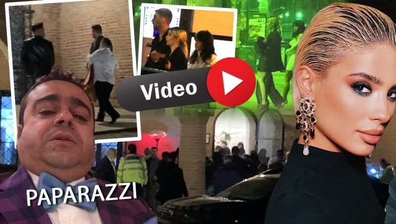 Adrian Minune și Calina Roman au petrecut împreună prin cluburile din Capitală, după ce Poliția a oprit petrecerea privată la care participau. Imagini cu cei doi împreună, dar totuși separați / PAPARAZZI