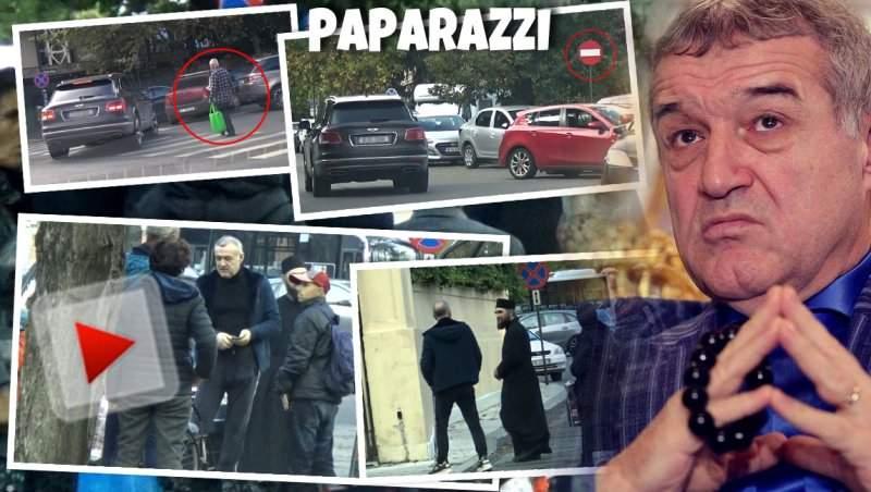 Gigi Becali e prieten doar cu Dumnezeu, nu și cu legea! Gestul celebrului milionar, după ce a încălcat de mai multe ori regulile de circulație / PAPARAZZI