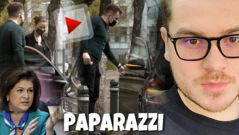 Cum se poartă Răzvan Plumb cu iubita, atunci când crede că nimeni nu-l vede. Imaginile care dovedesc ce fel de bărbat este celebrul ''Bozo'' / PAPARAZZI