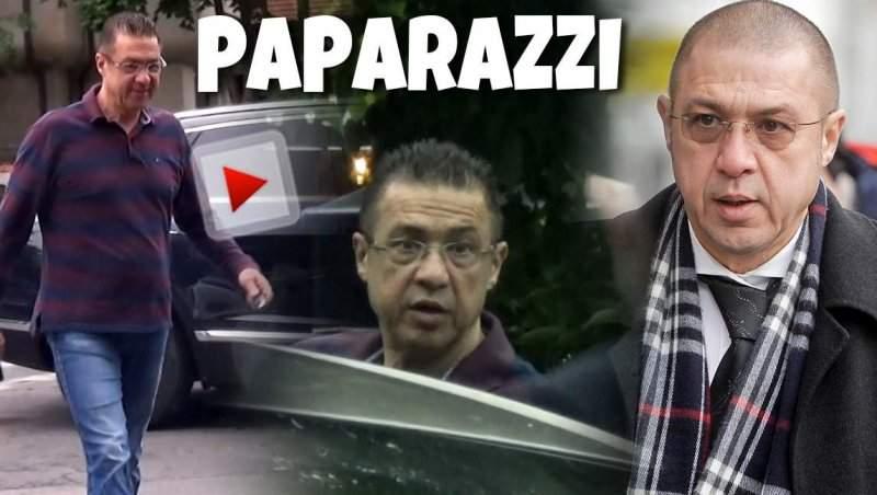 """Rudel Obreja a dat cu bâta-n baltă, în plină zi, în Capitală! Fostul șefal boxului românesc a zis adio legii și a încălcat-o """"ca la carte"""" / PAPARAZZI"""