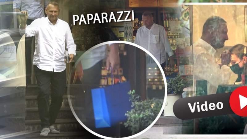 """Viorel Cataramă și-a luat """"jucărie"""" nouă! Imagini bombă cu mașina de peste 100.000 de euro a soțului Adinei Alberts / PAPARAZZI"""