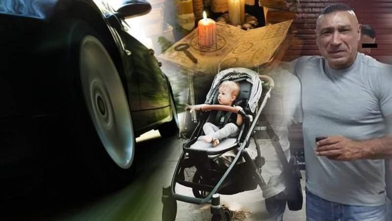 Interlopul care a încercat să calce cu mașina un bebeluș, lovit de un blestem cumplit / Ce s-a întâmplat cu singurul lui copil!