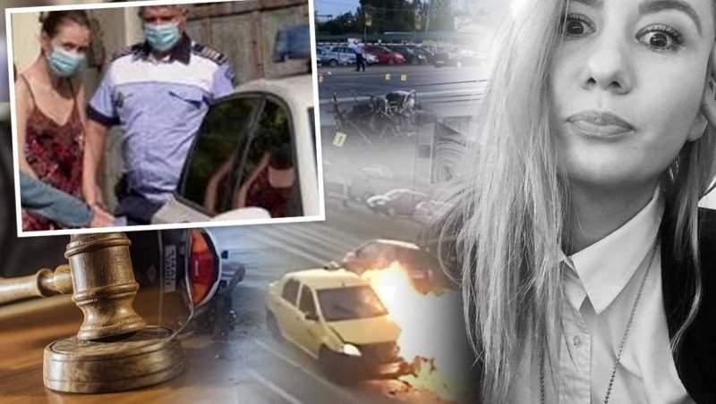 Veste teribilă pentru angajata de la Guvern care a încercat să omoare un polițist în misiune / Așteaptă lovitura finală