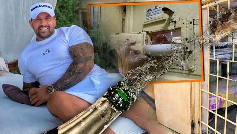 Cum chefuiește Alex Bodi de ziua lui, în pușcărie! Detalii exclusive