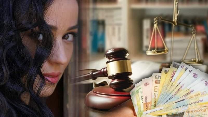 Olivia Steer, la tribunal cu rudele, pentru avere / Cum a ajuns în această situație!