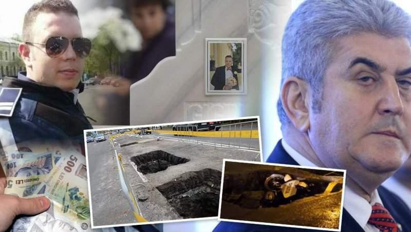 Viața polițistului Bogdan Gigină, prea scumpă pentru buzunarul generalului Oprea / Încă o lovitură pentru familia agentului care a murit într-un accident, în timp ce îl escorta pe fostul ministru de Interne