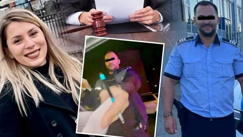 Polițistul acuzat că a hărțuit o șoferiță, scandal cu repetiție / Detalii exclusive