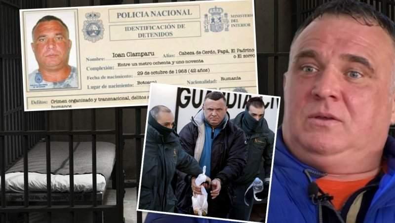 """Interlopul Clămparu """"Cap de porc"""", show total în pușcărie / Ce le-a pregătit angajaților penitenciarului!"""