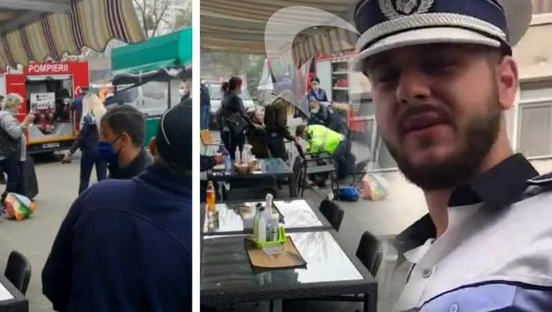 Polițistul acuzat de crima de la Pitești, răzbunare incredibilă / Ce le-a făcut unor oameni nevinovați!