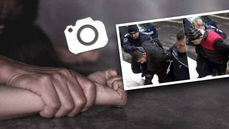 Un an cu suspendare pentru perversul care a îngrozit România / În timp ce era judecat, a mai comis o faptă