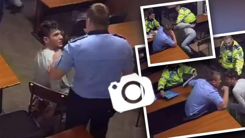 Parchetul Militar: Polițiștii au procedat corect când l-au strâns de gât și l-au călcat în picioare pe tânărul încătușat! / Tortura, susținută de procurori / Documente exclusive