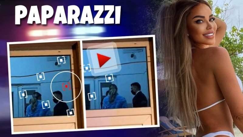 Bianca Drăgușanu a ajuns de urgență la Poliție! Ce a pățit celebra blondină / VIDEO PAPARAZZI