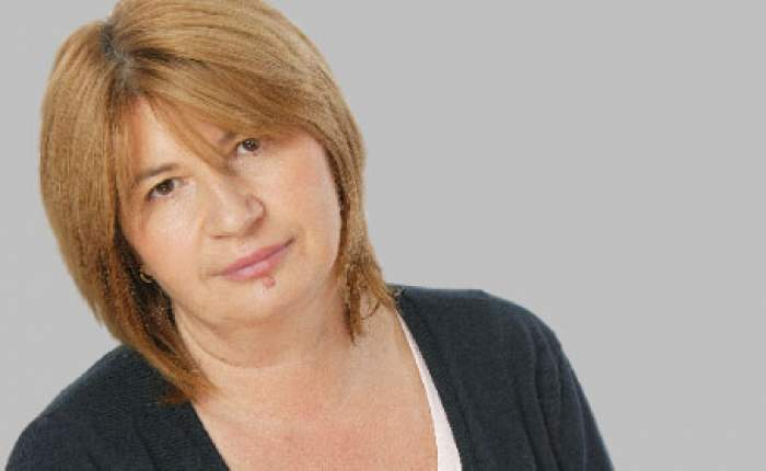 Magda Catone a căzut după ce a luat un premiu