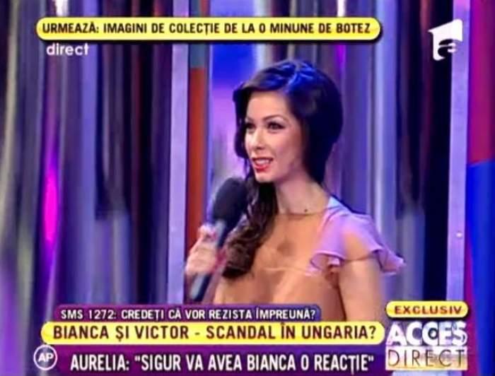 """Iuliana: """"Nicoleta nu este dădaca Biancăi"""""""